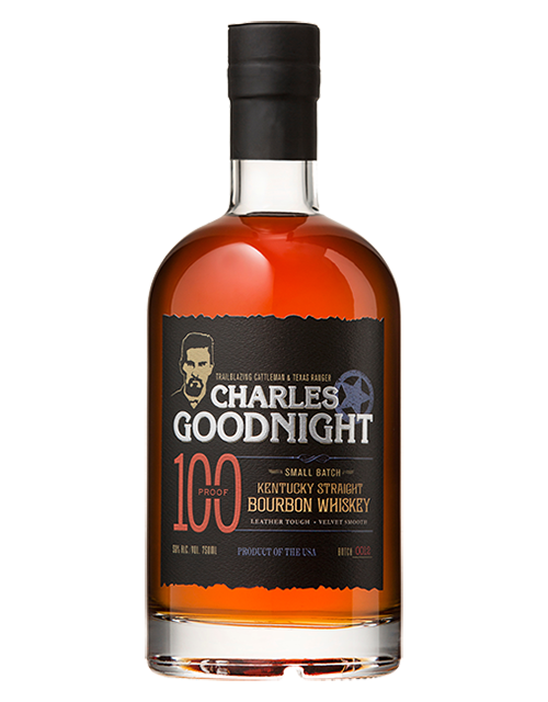 Charles Goodnight Small Batch Premium Bourbon