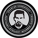 Charles Goodnight Bourbon Footer Logo