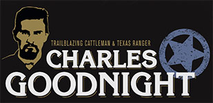 Charles Goodnight Bourbon Logo